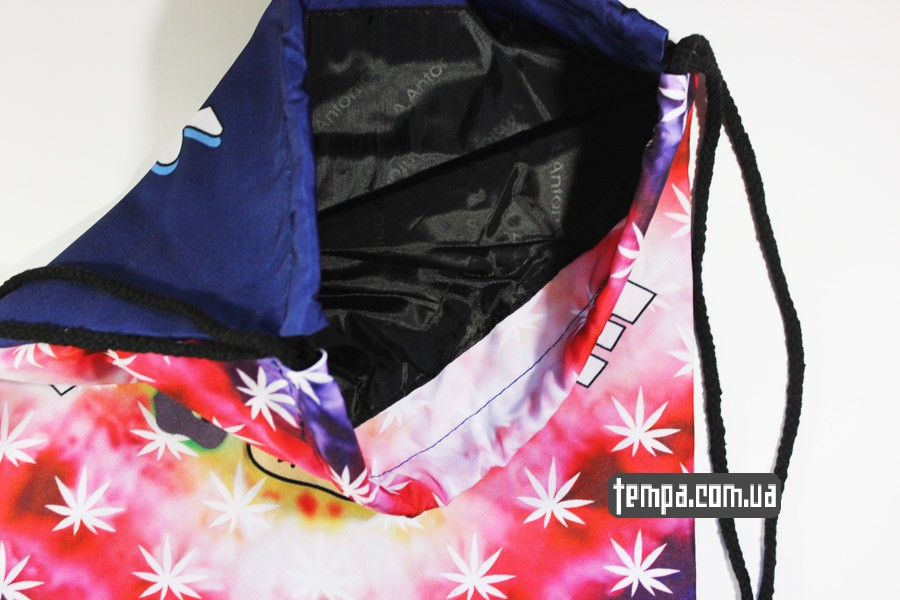 оригинал спортивная сумка мешок cayler sons wake n bake хиппи рюкзак