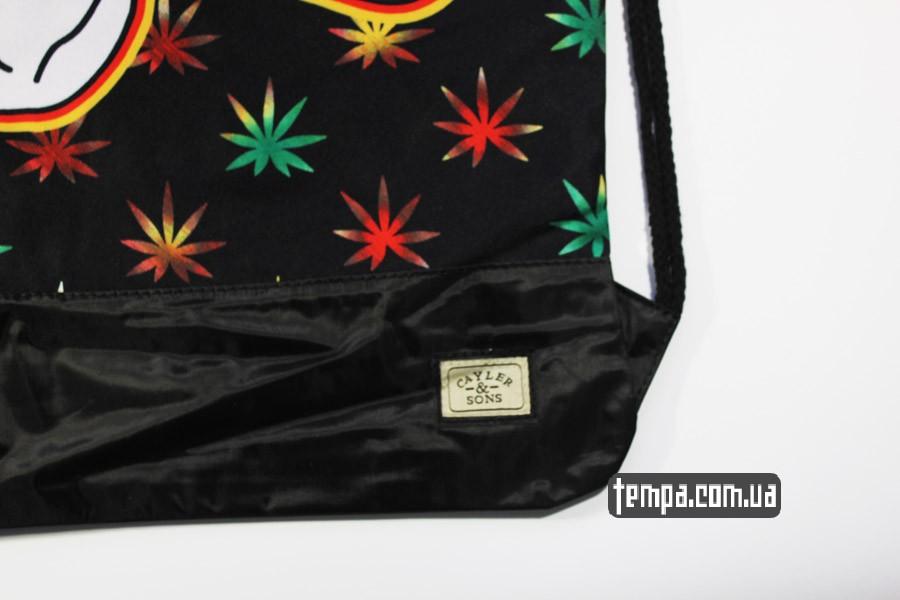 растаманская сумка мешок cayler sons конопля rolling weed bag