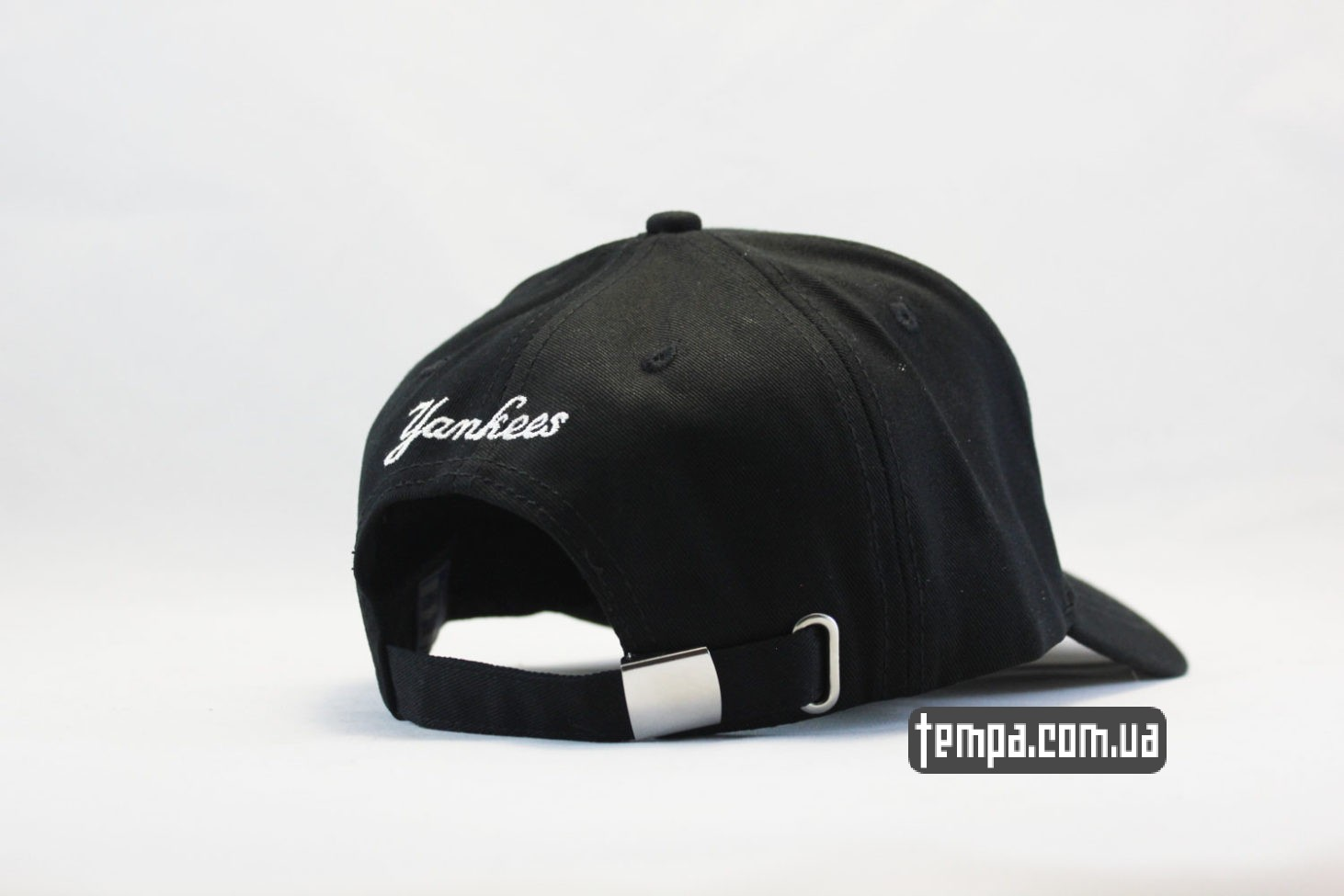 американская бейсбольная кепка бейсболка YANKEES New York New Era черная