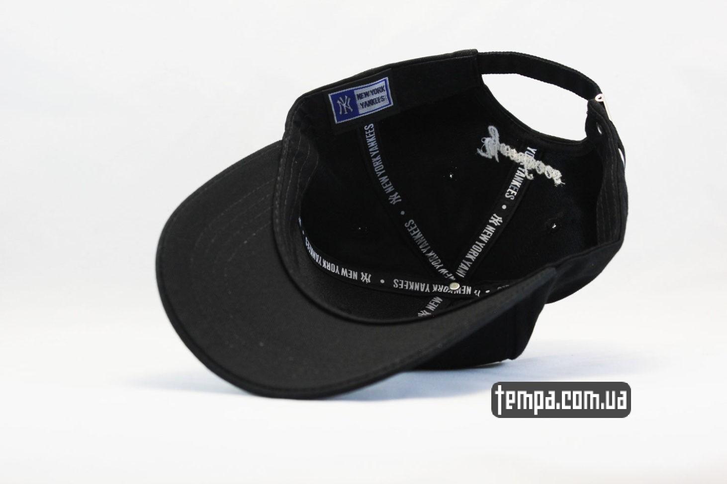 янкис купить украина кепка бейсболка YANKEES New York New Era черная