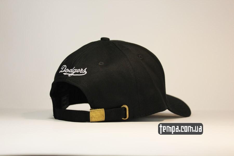американская сша бейсболка LA Los Angeles кепка с логотипом черная купить украина