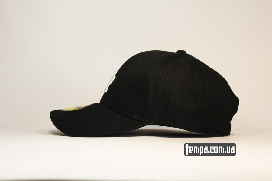украина купить newera бейсболка LA Los Angeles кепка с логотипом черная купить украина