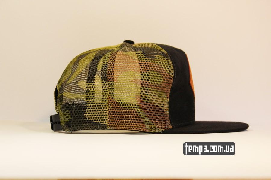 бейсболка кепка tracker с сеточкой HUNTED охотнячая военная