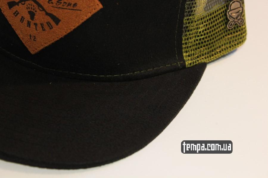 летняя кепка tracker с сеточкой HUNTED охотнячая военная