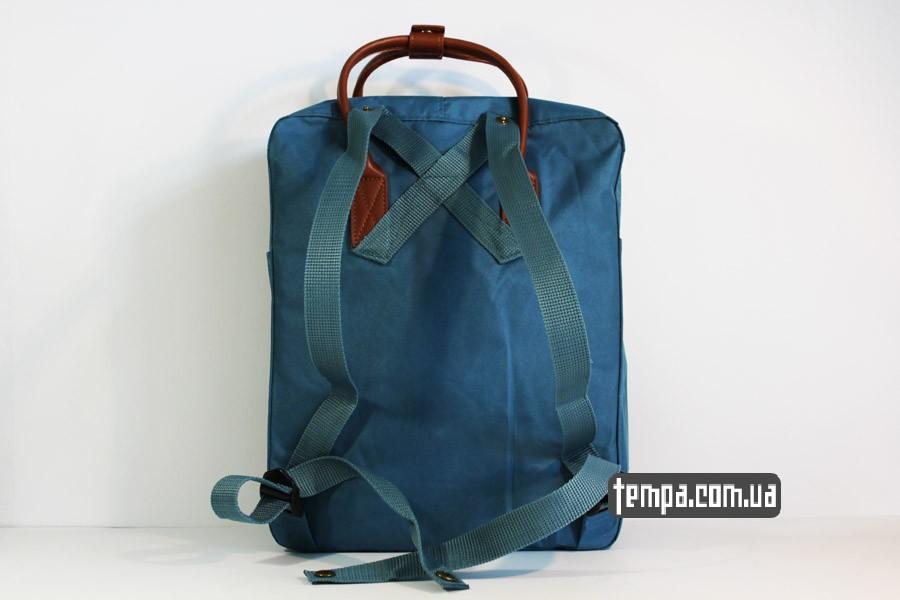 канкен сумки Украина рюкзак kankan no 2 backpack fjallraven кожаный голубой