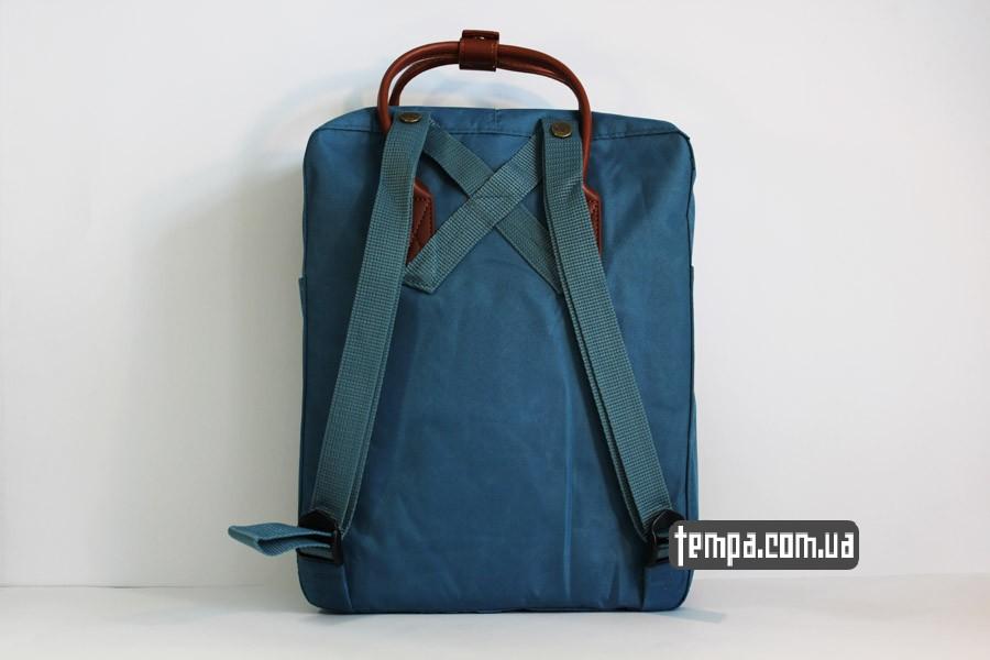 окан цвет рюкзак kankan no 2 backpack fjallraven кожаный голубой