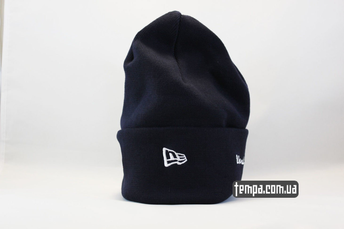логотип суприм шапка beanie SUPREME New Era blue голубая оригинал