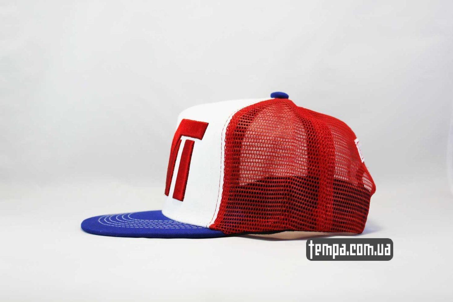 сетка летние кепка snapback TRUCKER TMT THE MONEY TEAM с сеточкой