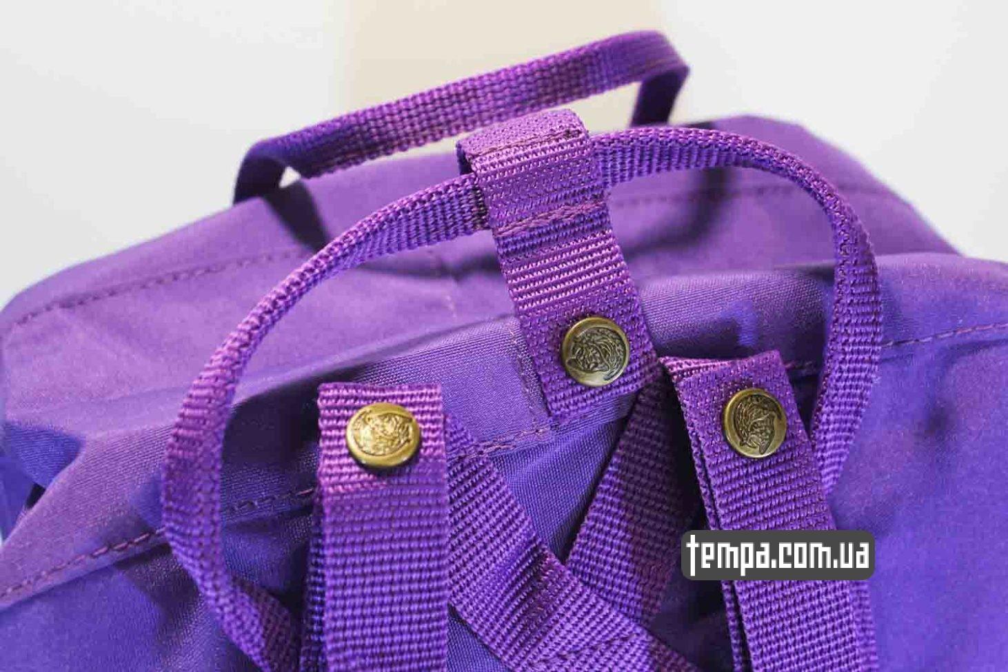 канкены с лисичкой рюкзак re kanken fjallraven purple сиреневый фиолетовый