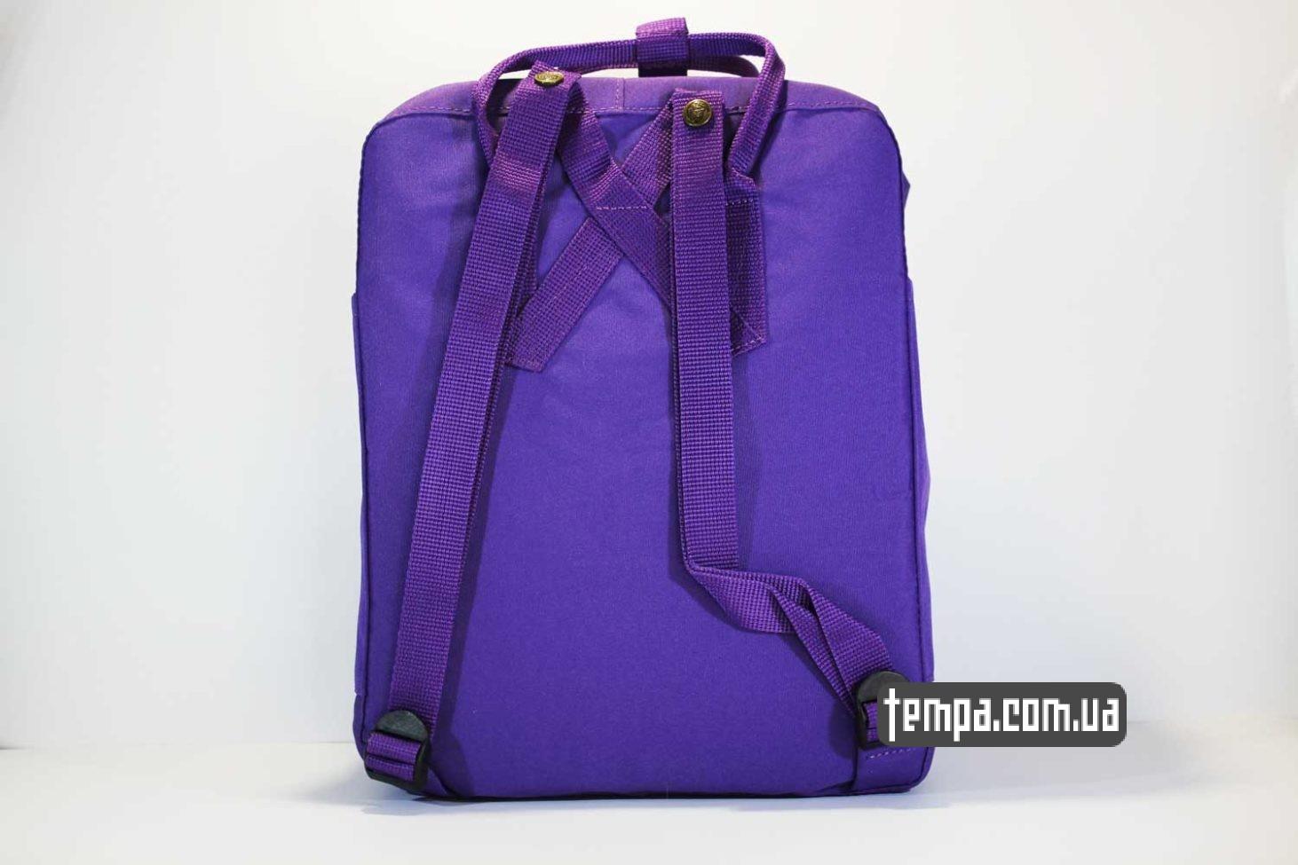купить оригинал рюкзак re kanken fjallraven purple сиреневый фиолетовый