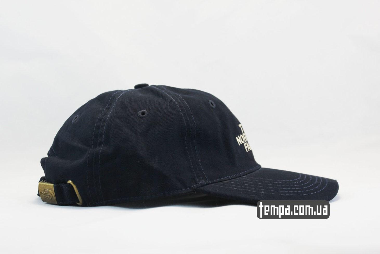 норс фейс купить кепка бейсболка the north face синяя оригинал купить