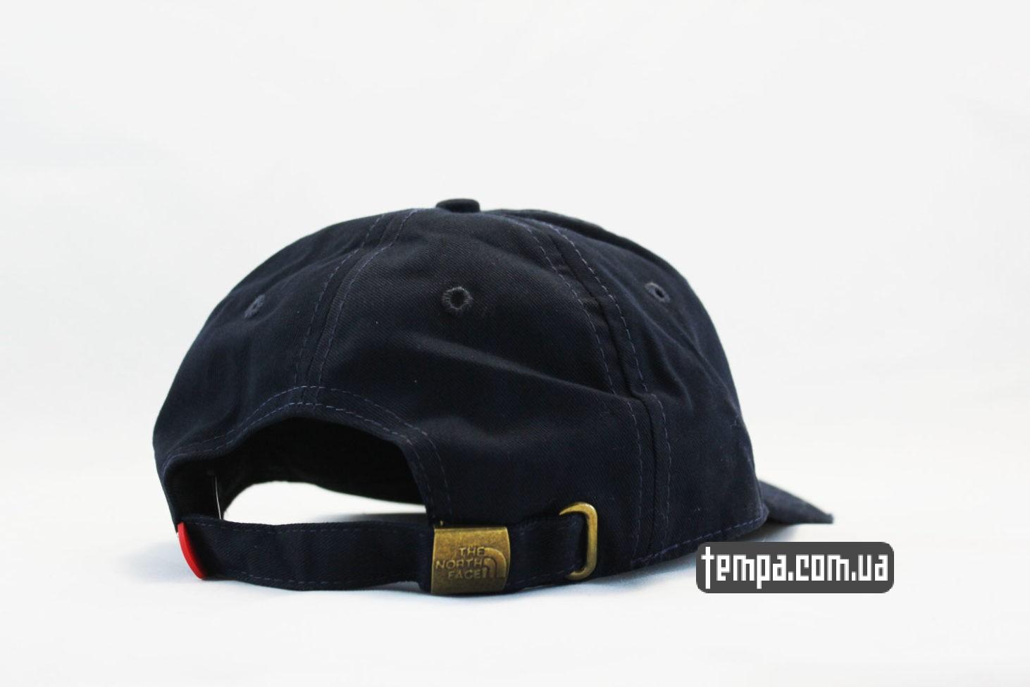 оригинальная одежда норс фейс кепка бейсболка the north face синяя оригинал купить