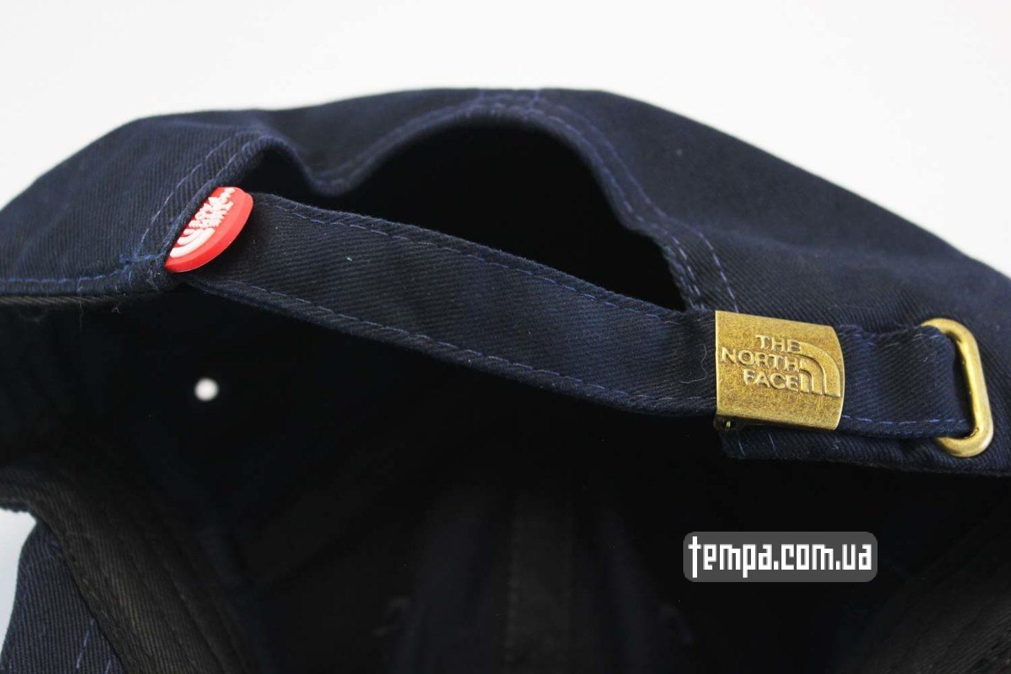 оригинальня одежда кепка бейсболка the north face синяя оригинал купить