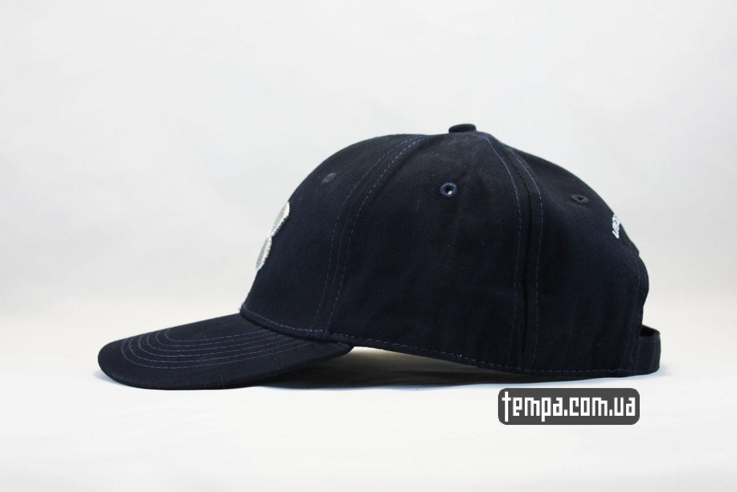 закругленный круглый козырек кепка бейсболка UNDER ARMOUR синяя спортивная оригинал