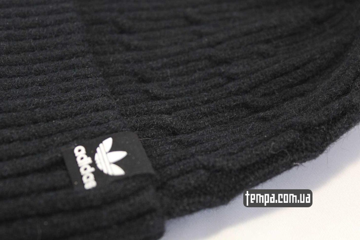 adidas ukraine шапка beanie ADIDAS ORIGINALS черная купить