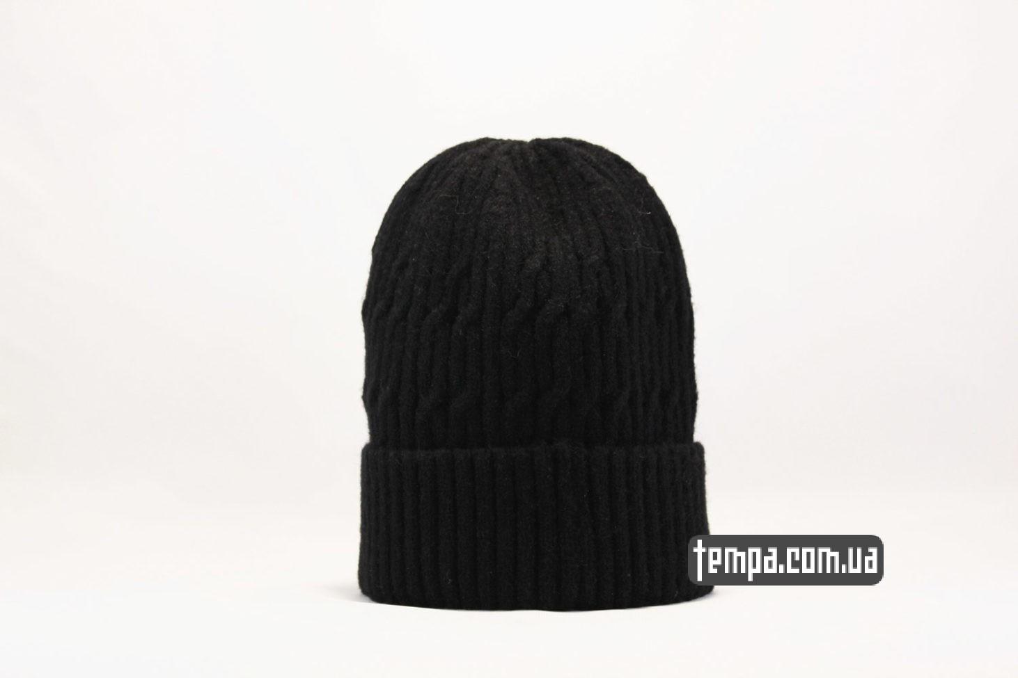 бини купить киев шапка beanie ADIDAS ORIGINALS черная купить