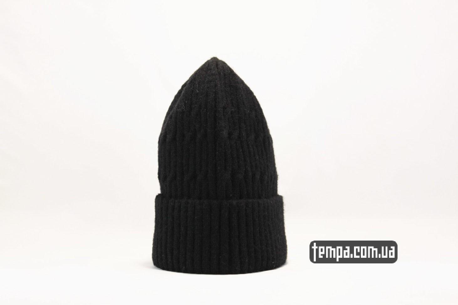 бини магазин шапка beanie ADIDAS ORIGINALS черная купить