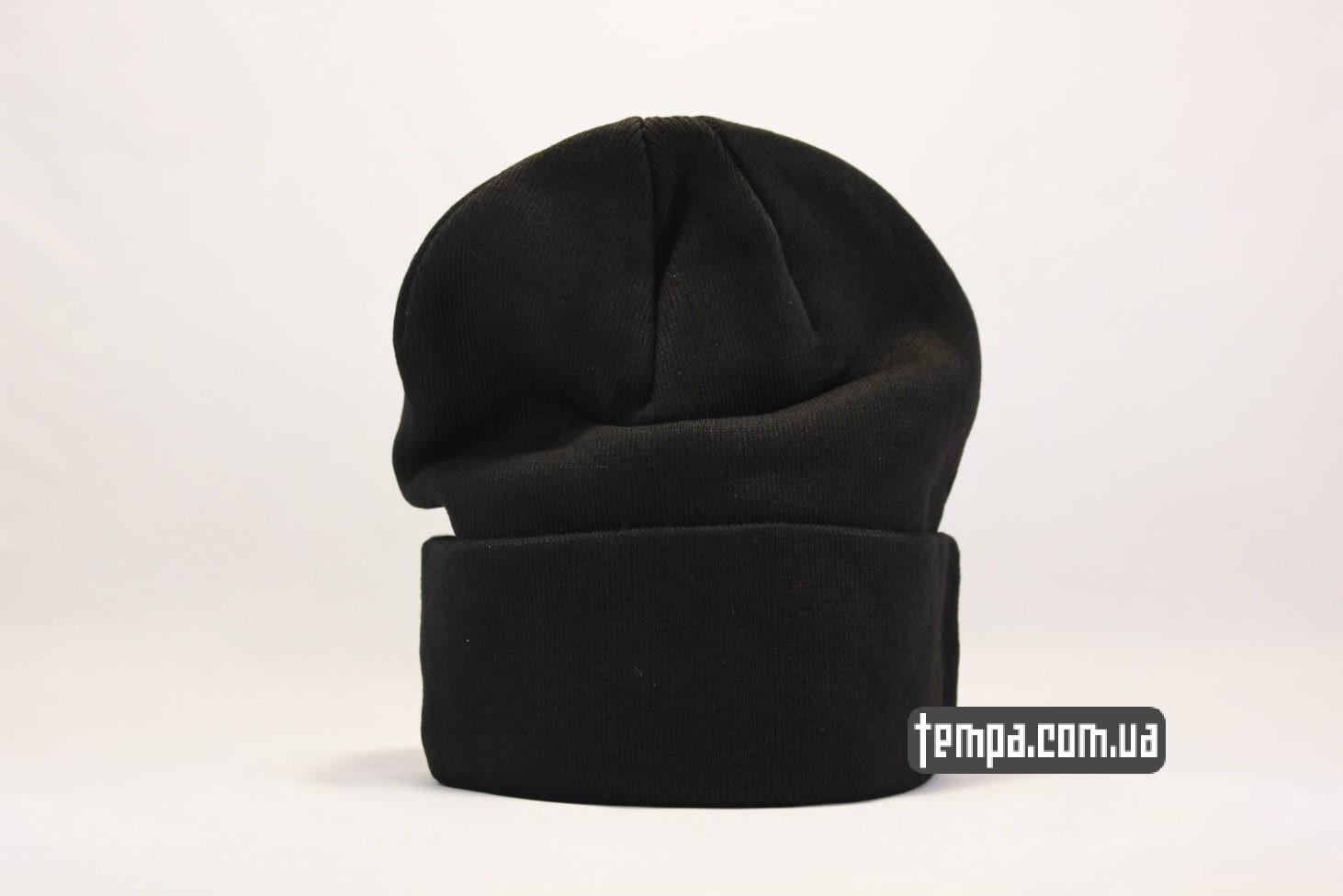 фила оригинал купить шапка beanie FILA black черная купить