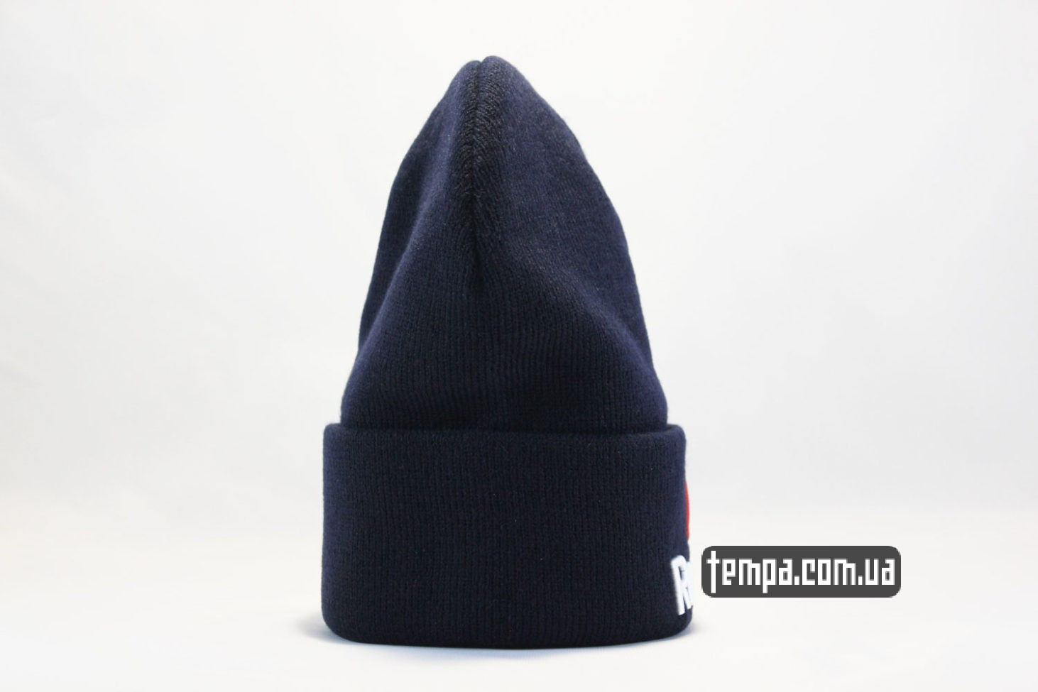 рибок украина шапка beanie REEBOK синяя бини купить