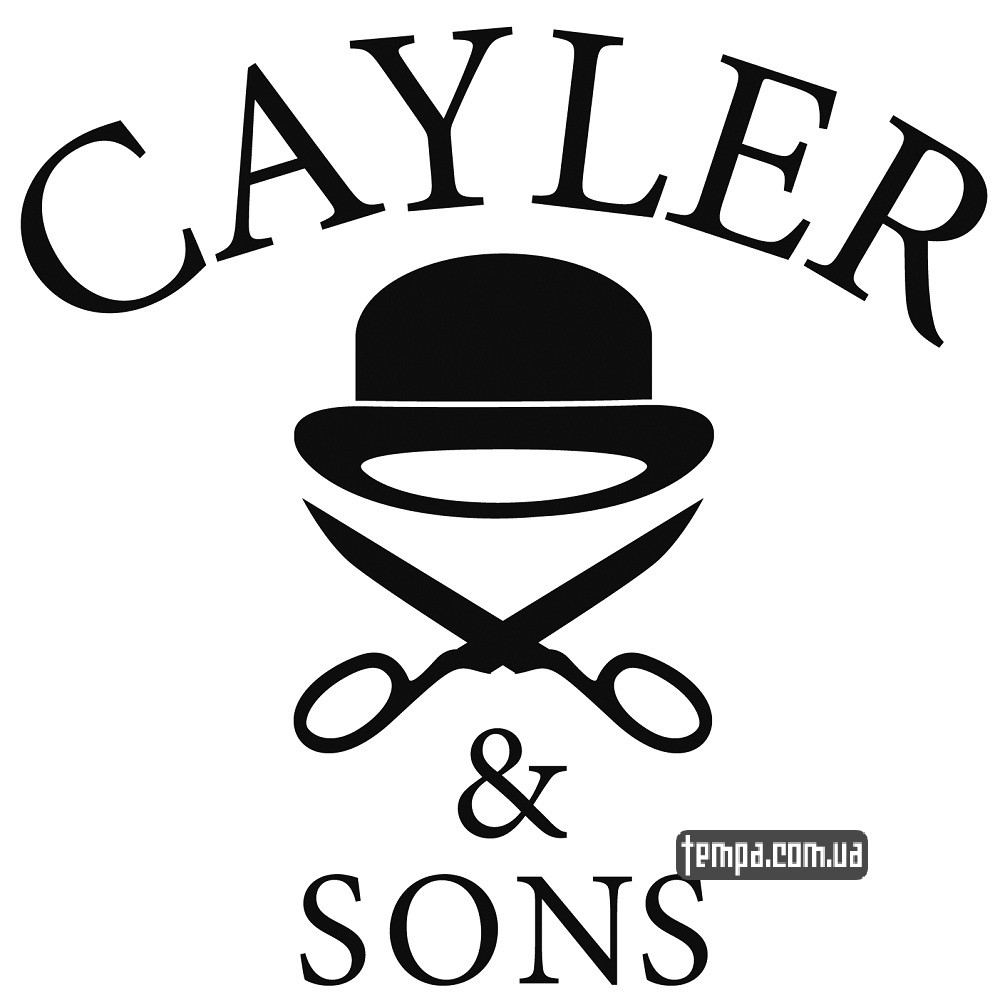 Cayler And Sons Logo Украина магазин