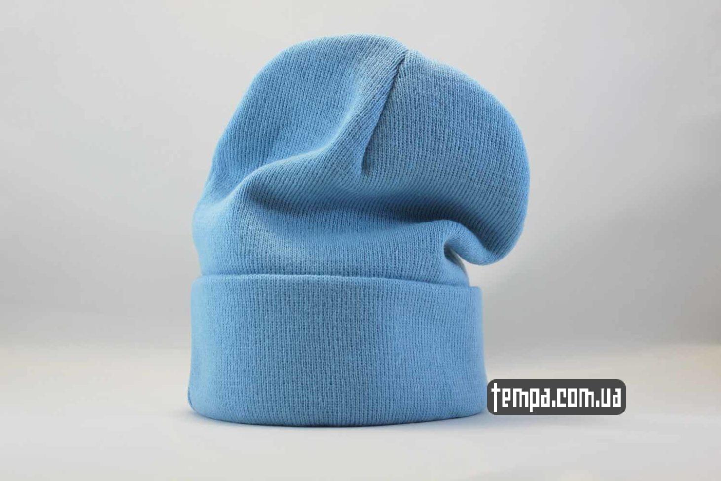 купить supreme одежда магазин оригниал шапка beanie supreme blue голубая supream магазин