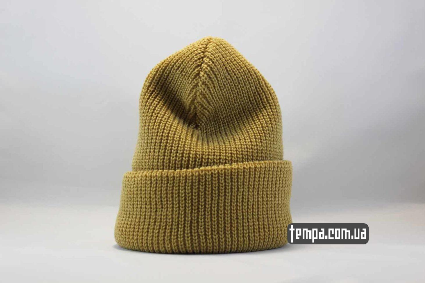 оригинал стасси Киев Одесса шапка beanie STUSSY New York Los Angeles Tokio yellow желтая