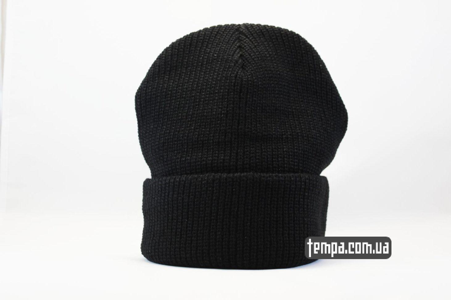 теплая зимняя шапка beanie STUSSY New York Los Angeles Tokyo купить магазин Украина
