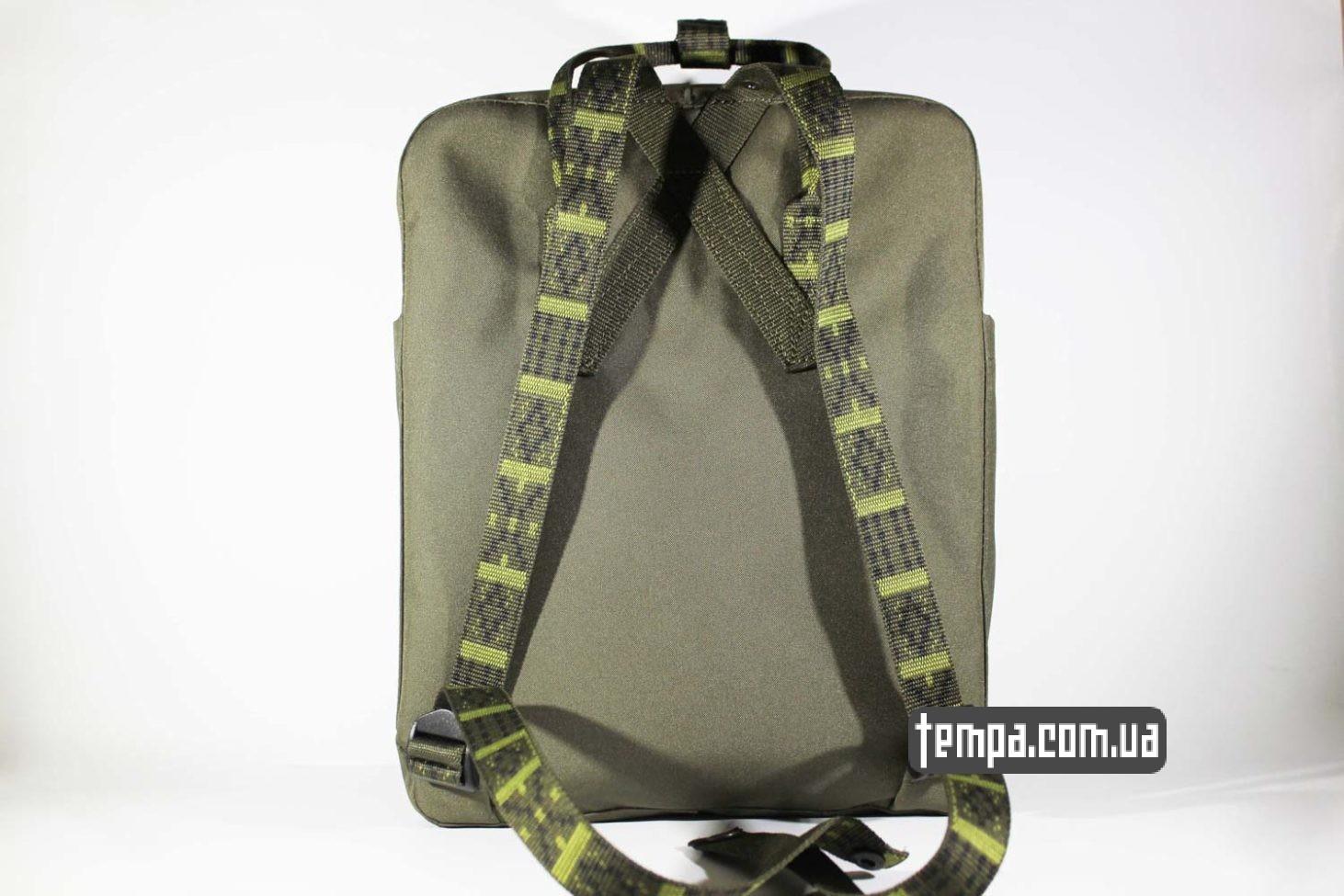 green kanken kanken fjällräven купить зеленый рюкзак украина