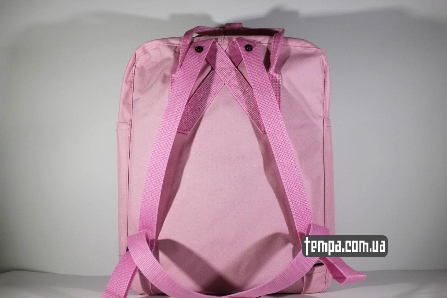 канкен купить Украина рюкзак Kånken — Fjällräven розовый яркий купить Украина