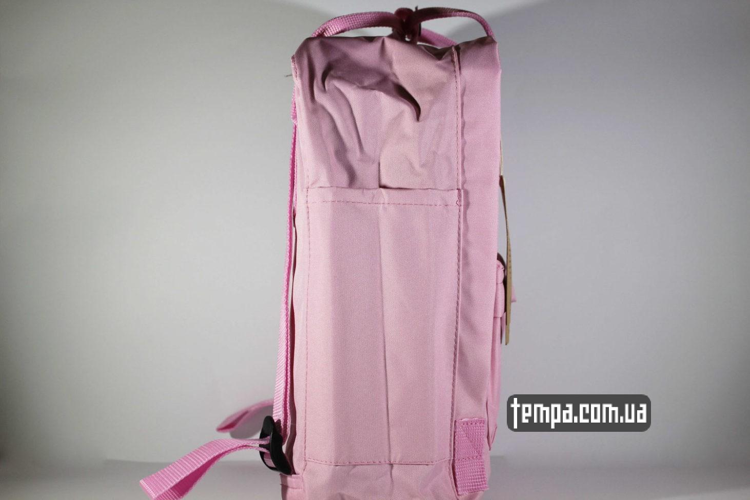 купить розовый рюкзак рюкзак Kånken — Fjällräven розовый яркий купить Украина