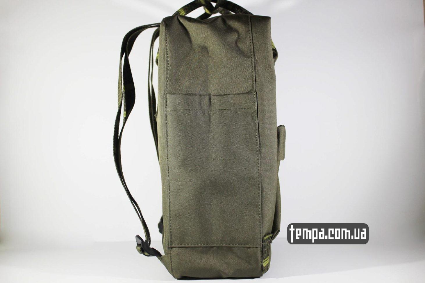 купить женски рюкзак kanken fjällräven купить зеленый рюкзак украина