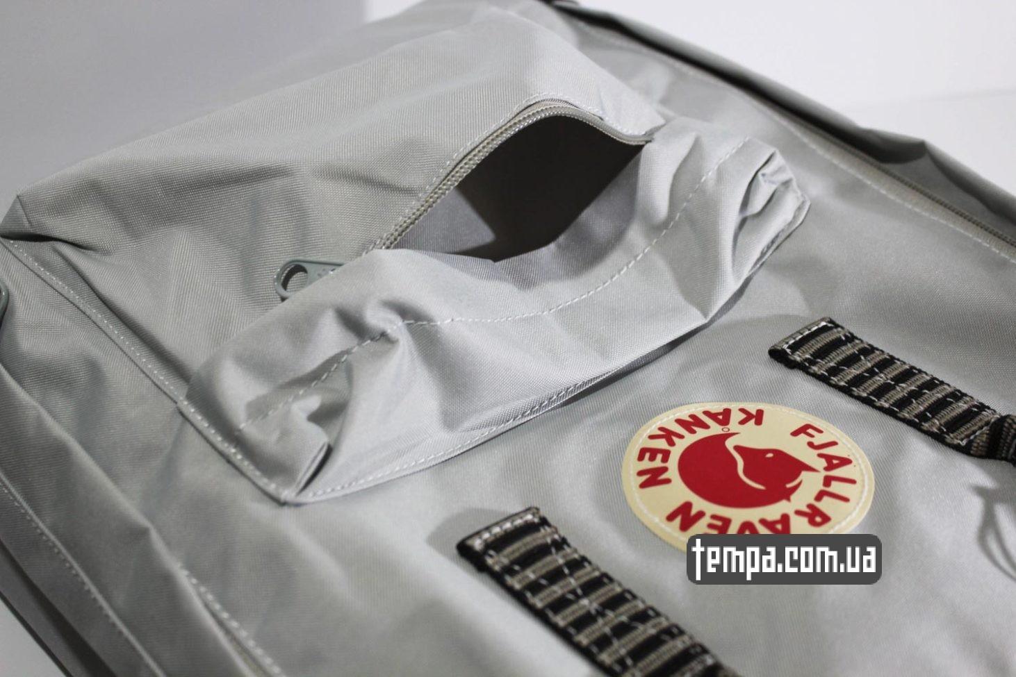 серый канкен оригинал Купить Рюкзак Fjallraven Kånken 16 по выгодной цене серый цвет