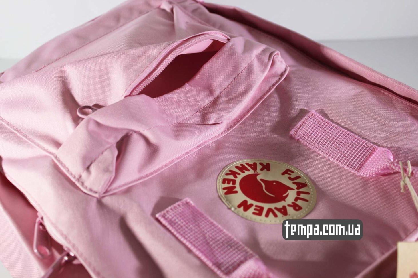 школьный рюкзак Kånken — Fjällräven розовый яркий купить Украина