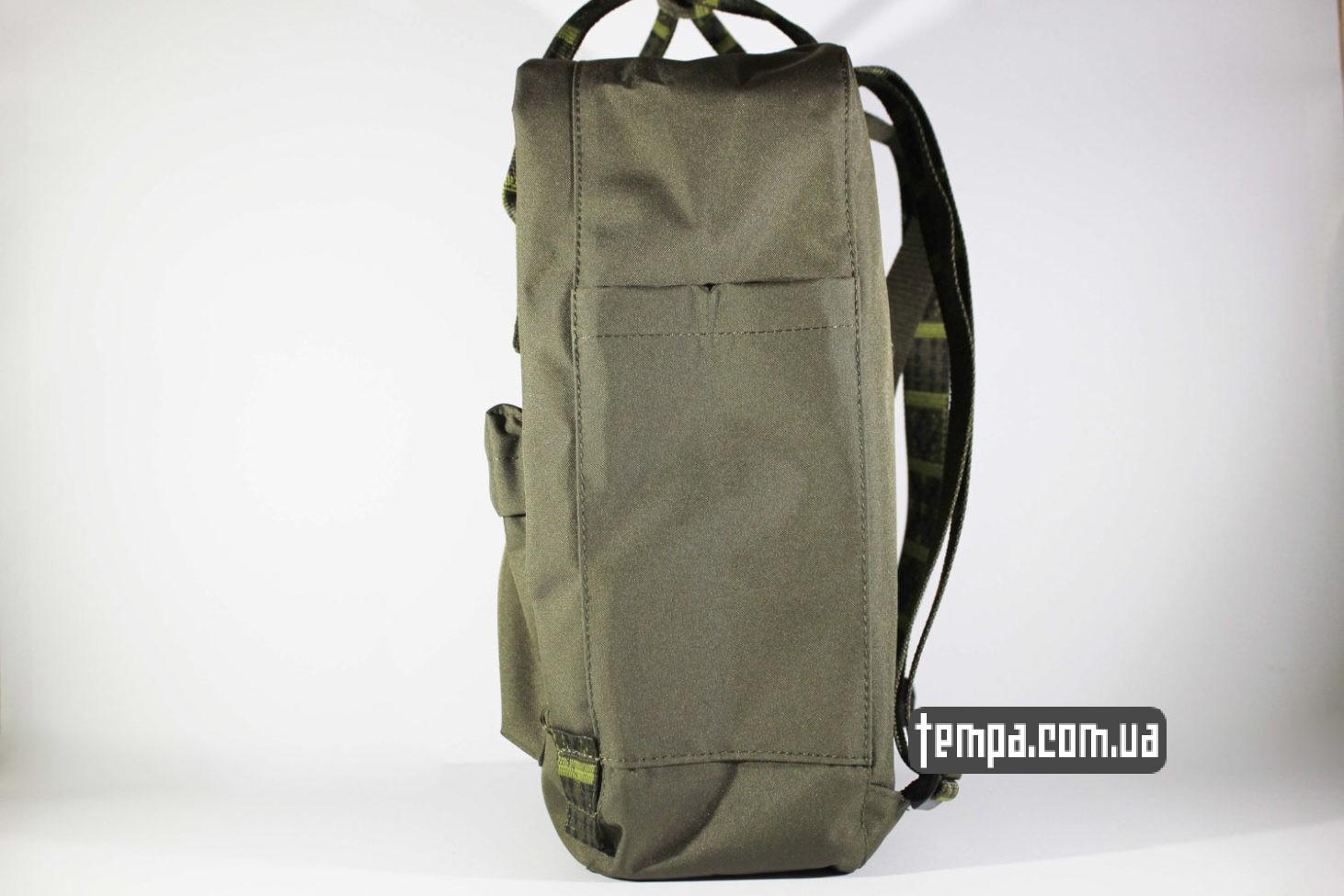 сумка чемодан kanken fjällräven купить зеленый рюкзак украина