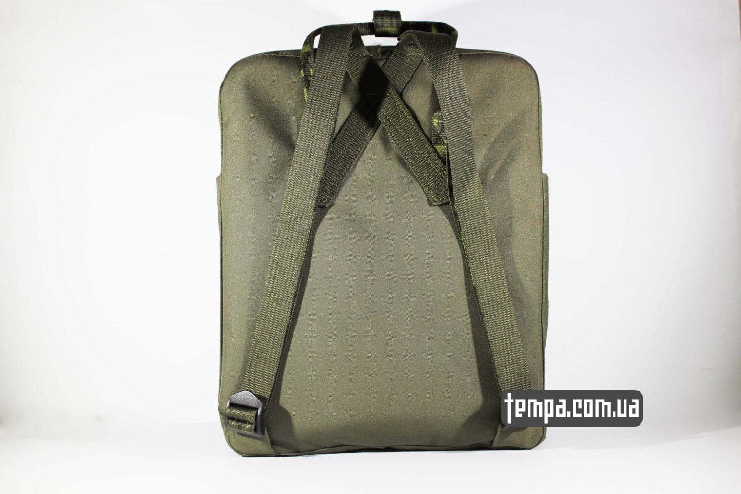 зеленый канкен оригинал kanken fjällräven купить зеленый рюкзак украина