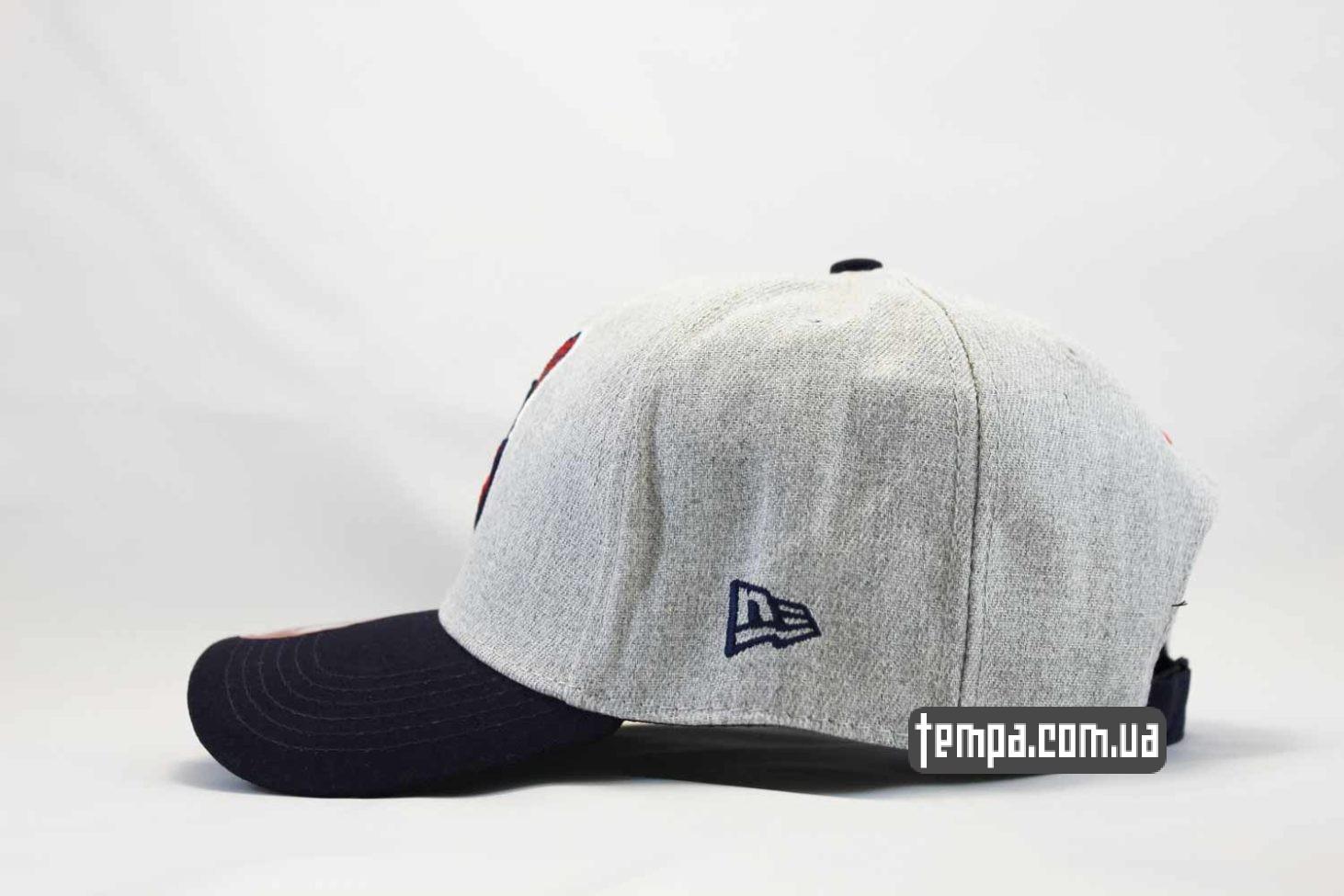 new era магазин кепка бейсболка снепьек Cleveland Indians с индейцем