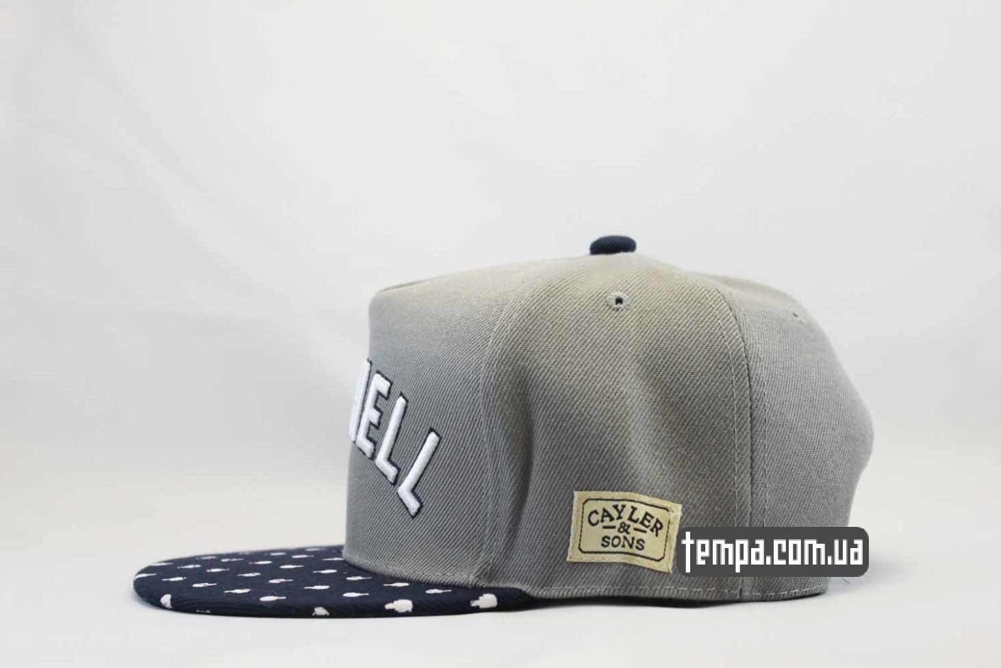 реперская одежда кепка snapback GO TO HELL cayler and sons бейсболка