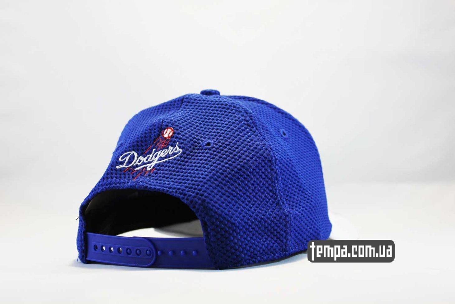 LA DODGERS купить кепка бейсболка LA Los Angeles New Era тракер в сеточку