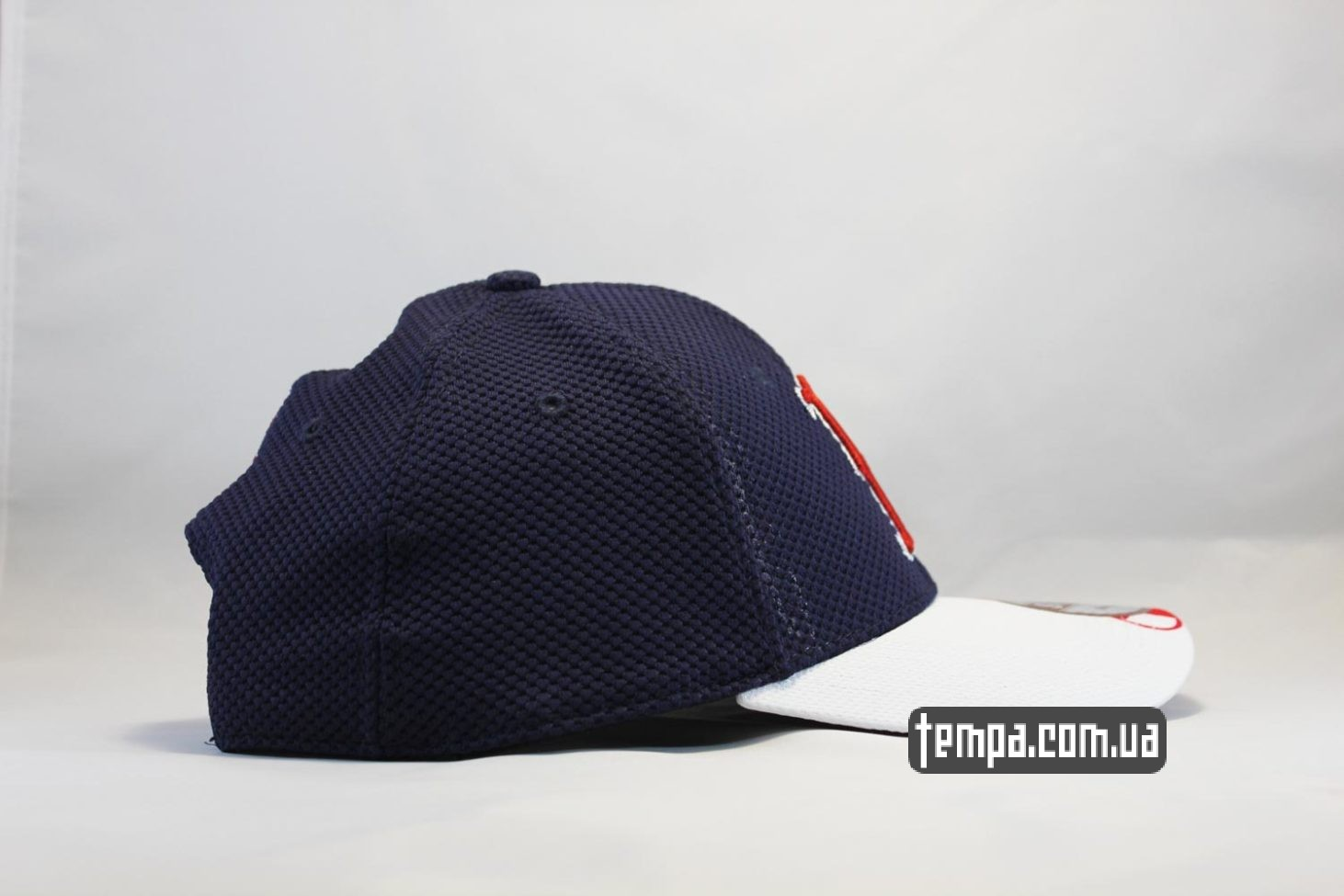 настоящая американская купить кепка бейсболка Boston Red Sox snabpack в сеточку