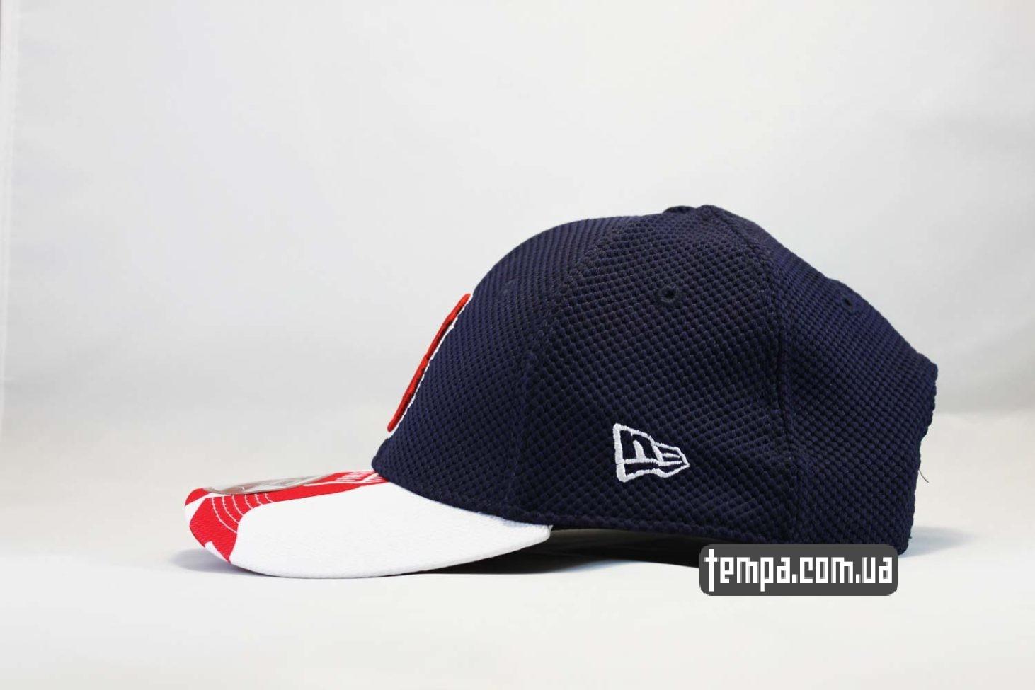 ньюэра магазина оригинал кепка бейсболка Boston Red Sox snabpack в сеточку
