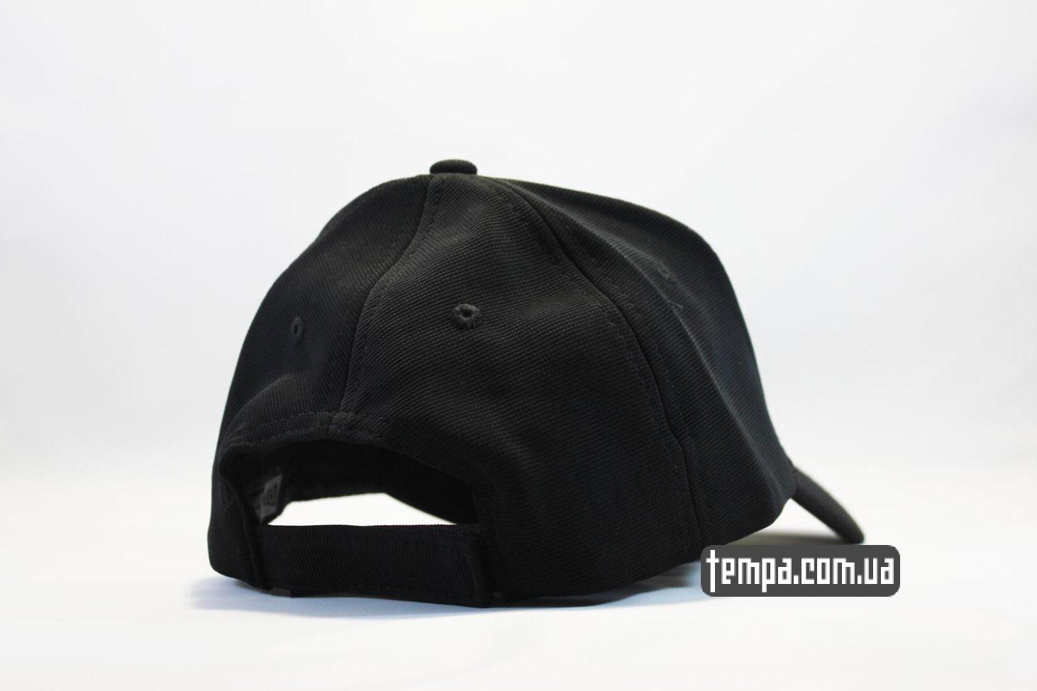 баскетбольная and1 одежда купить кепка бейсболка Chicago Bulls New Era с быком черная