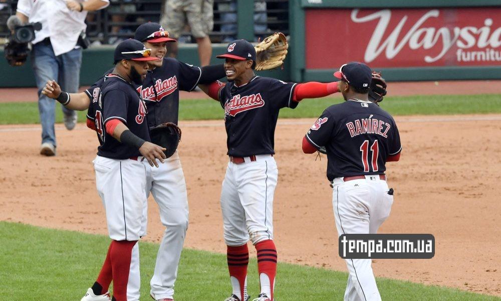 Cleveland Indians бейсбольная команда одежда купить Украина