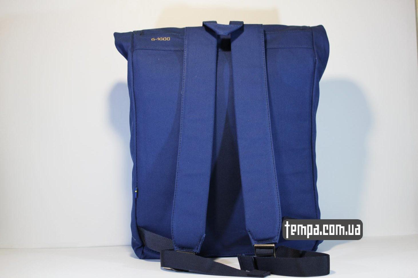 G-1000 туристический синий рюкзак сумка Fjallraven Foldsack No.1 Backpack