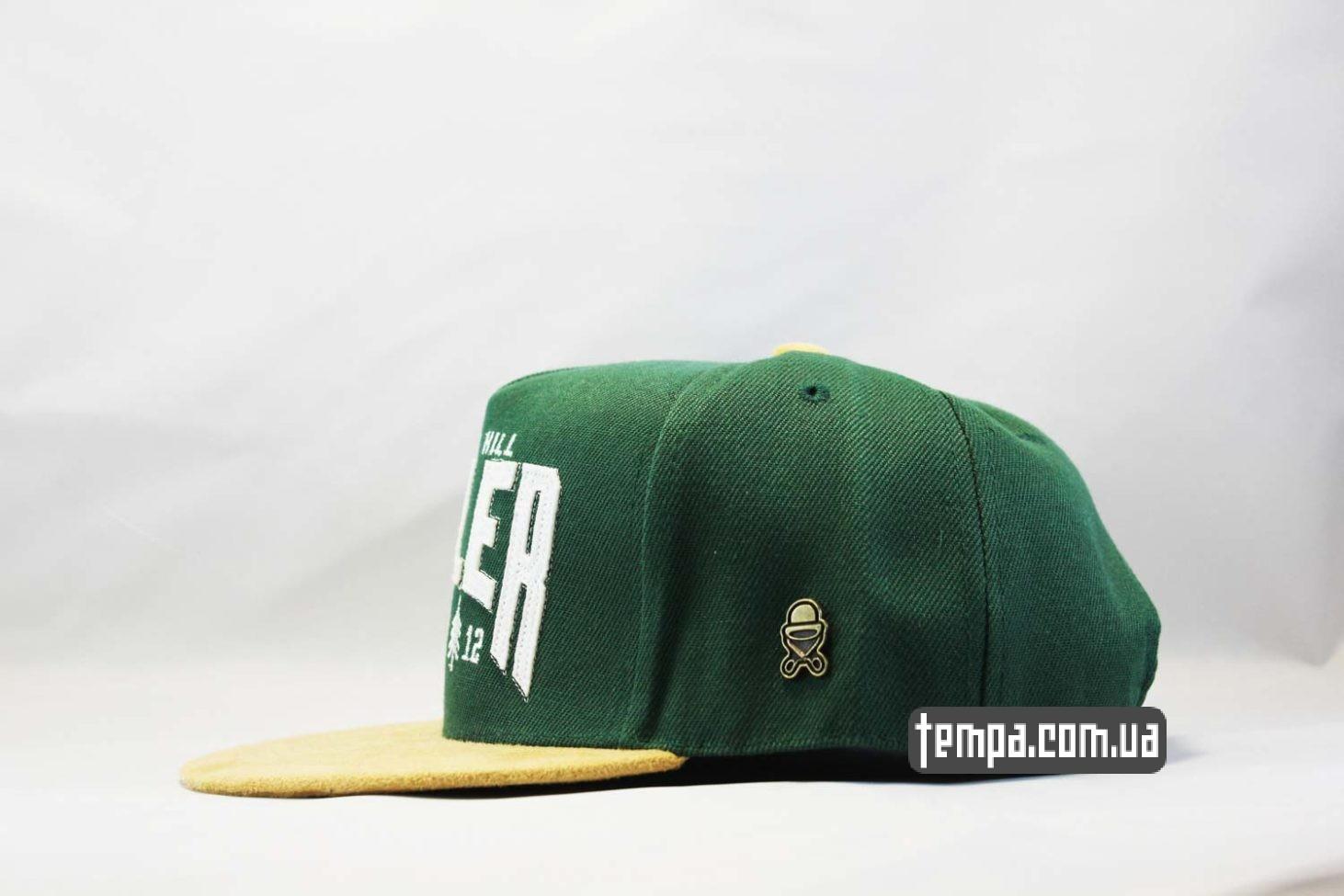 американская бейсболка купить кепка бейсболка snapback cayler and sons forest hill зеленая