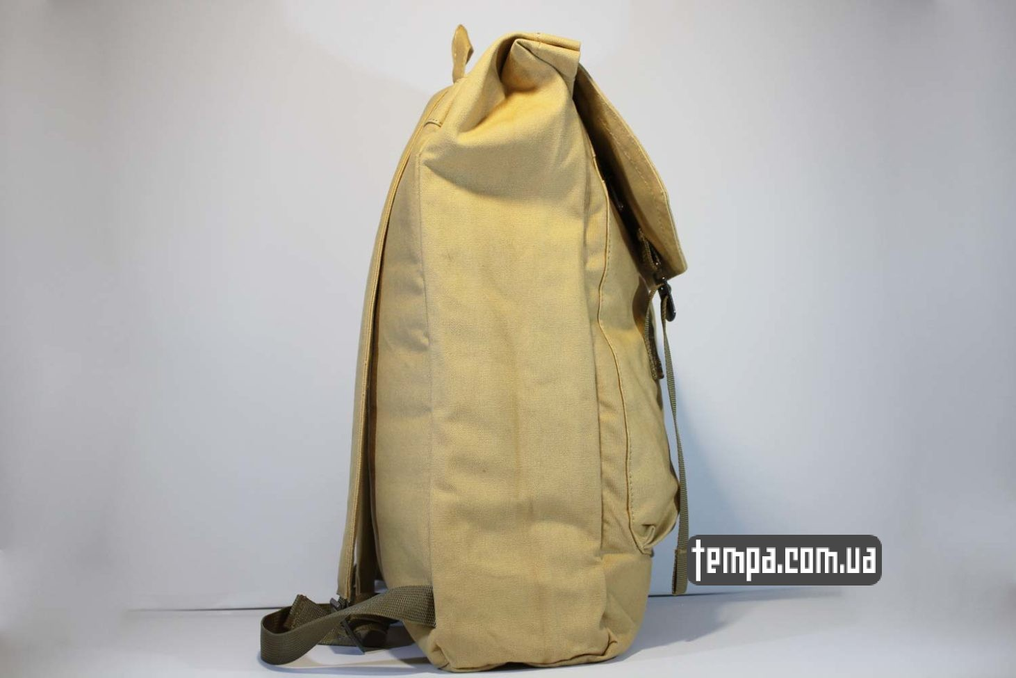 белый бежевый рюкзак сумка Fjallraven Foldsack No.1 Backpack бежевый