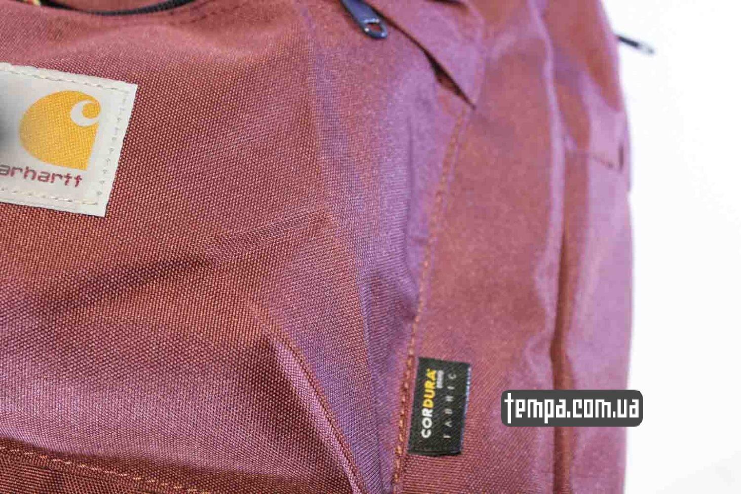 carhartt магазин оригинал купить рюкзак Carhartt красный бордовый портфель купить Украина
