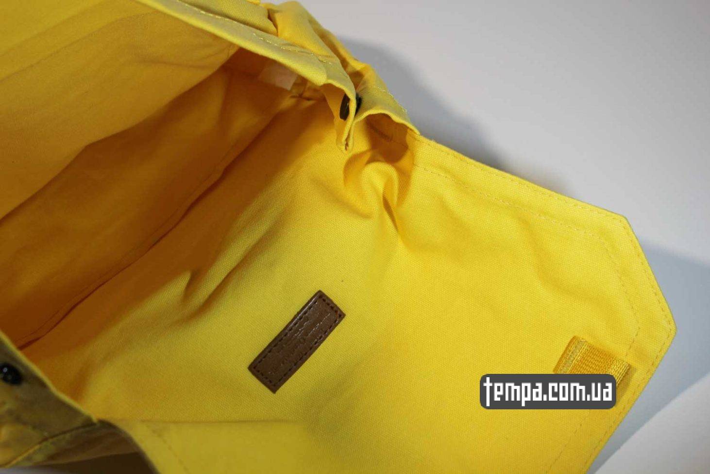 чумоданы равен канкен рюкзак сумка G-1000 FOLDSACK NO.1 fjallraven kanken желтый