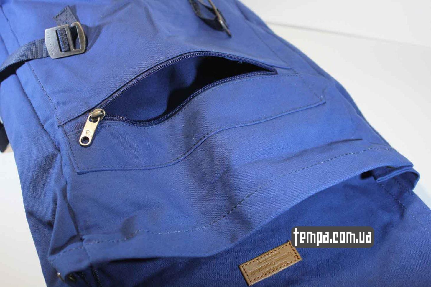 для похода синий рюкзак сумка Fjallraven Foldsack No.1 Backpack