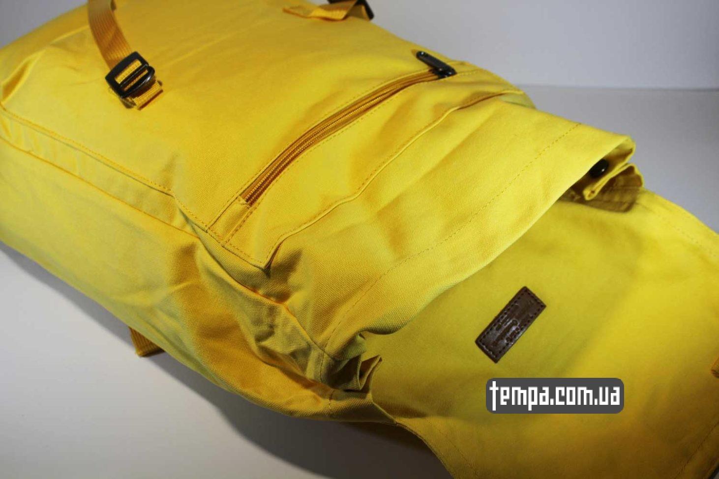 функциаольный для туризма рюкзак сумка G-1000 FOLDSACK NO.1 fjallraven kanken желтый