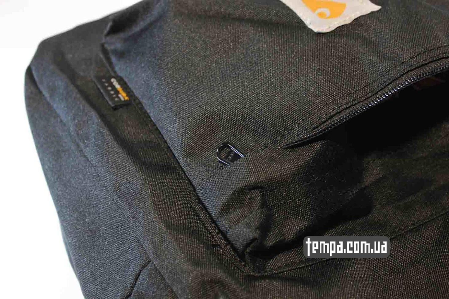 где купить оригинальный магазин рюкзак Carhartt black backback черный купить Украина